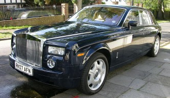 Kemewahan Rolls-Royce Phantom