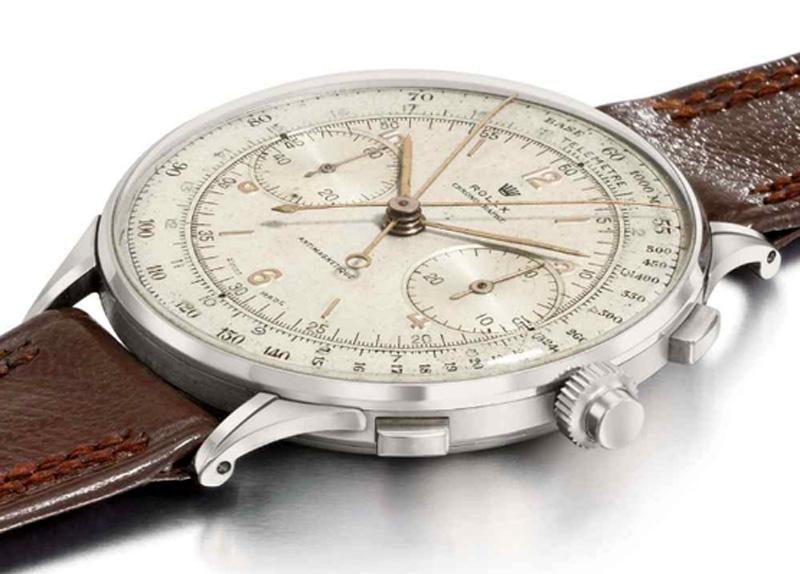 jam tangan mewah Rolex Chronograph 1942