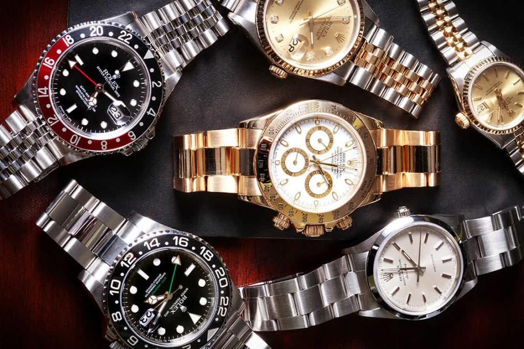 jam tangan mewah Rolex