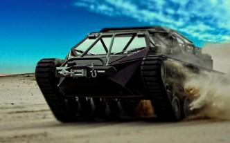 Tank Mewah Ripsaw EV2