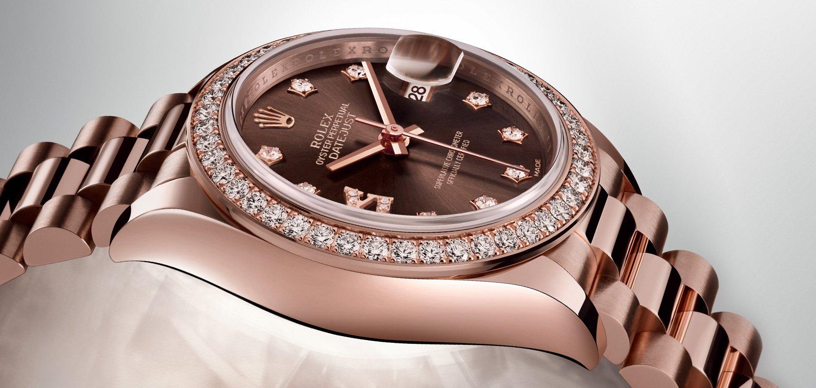 Jam Tangan Mewah Rolex Lady Datejust