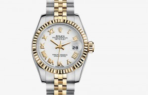 Jam Tangan Mewah Rolex Lady-Datejust 26 Steel & Yellow Gold