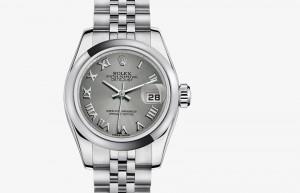 Jam Tangan Mewah Rolex Lady-Datejust 26 Steel