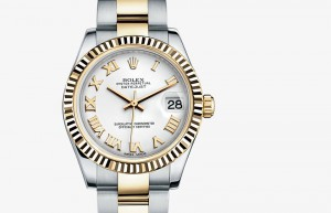 Rolex Lady-Datejust 31 Steel and Yellow Gold