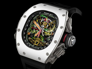 Richard Mille RM 50-02 ACJ Split Seconds Chronograph